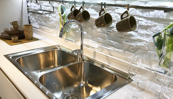 Keep Your Kitchen Sink Looking Great House Cleaning Services Wichita