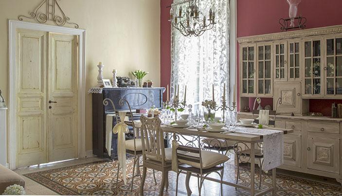 Camera da pranzo margaret mchenry maids