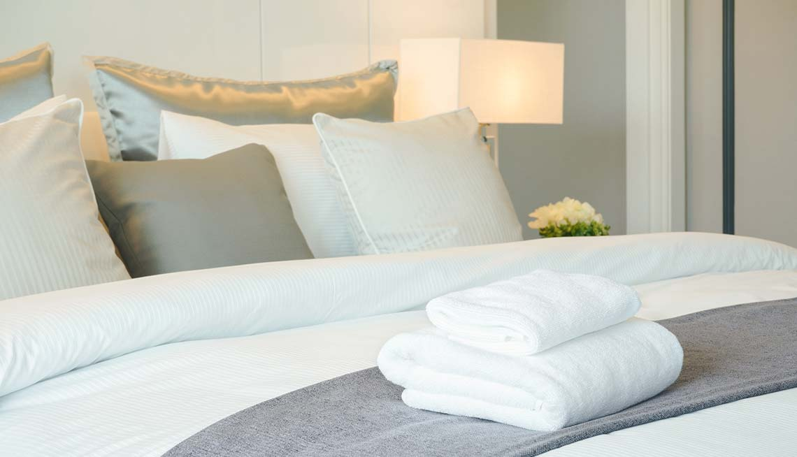Guest Room Ideas_Margaret McHenry Maids-House Cleaning Services in Wichita KS-1