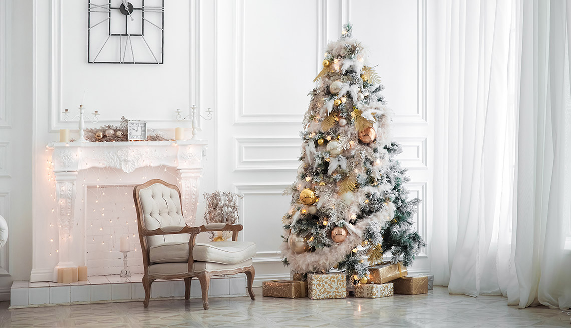 House-Cleaning-Services-Enchanting Christmas Decor Ideas Wichita KS