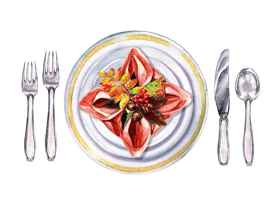 Semi-Formal Table Settings Table Setting House Cleaning Services