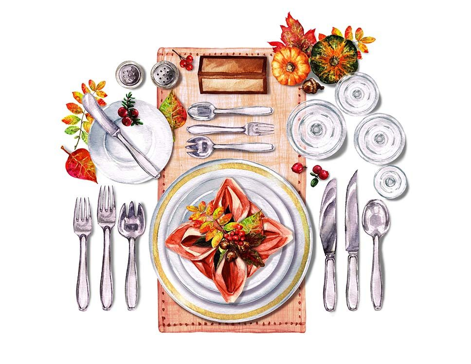 Formal Table Settings Table Setting House Cleaning Services