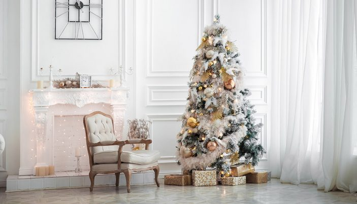 House-Cleaning-Services-Enchanting Christmas Decor Ideas