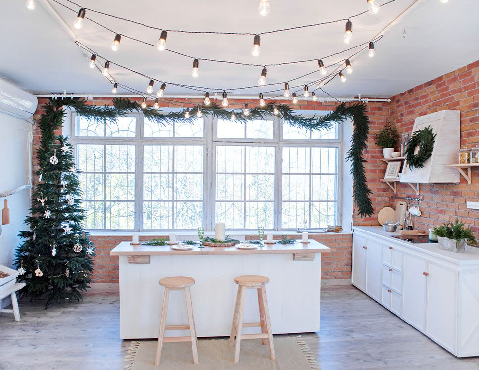 House-Cleaning-Services-Enchanting Christmas Decor Ideas-2