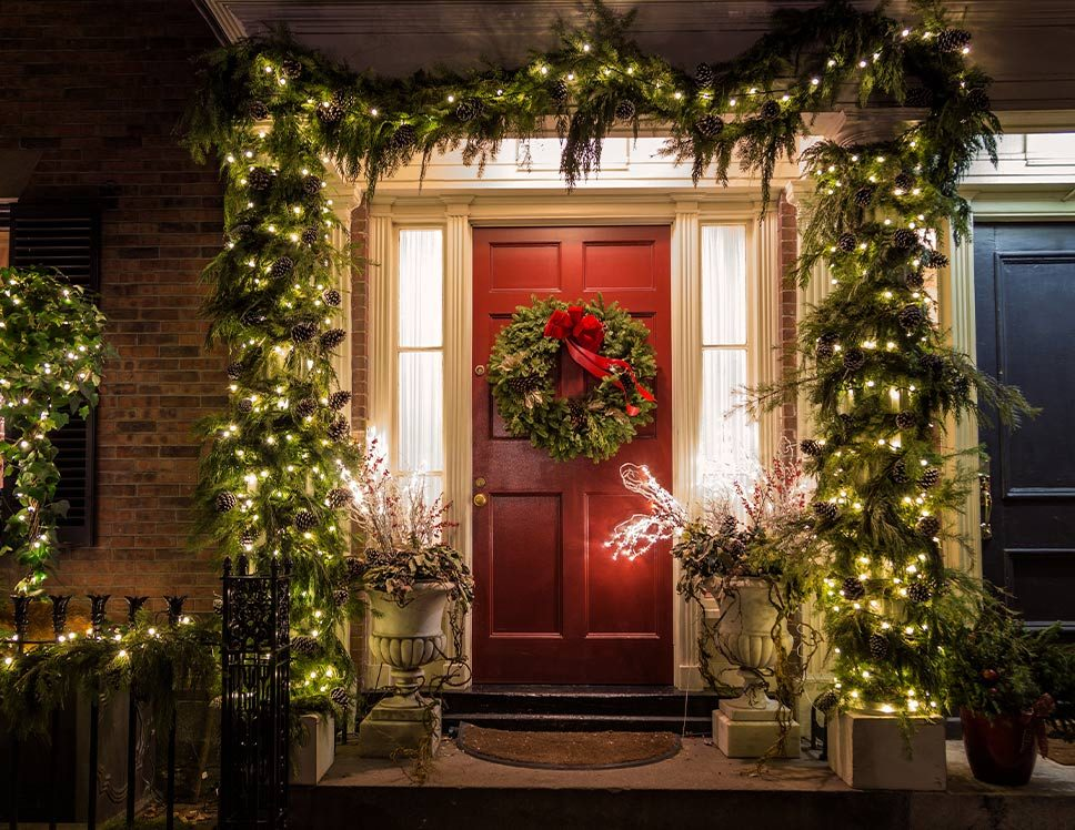 House-Cleaning-Services-Enchanting Christmas Decor Ideas-3