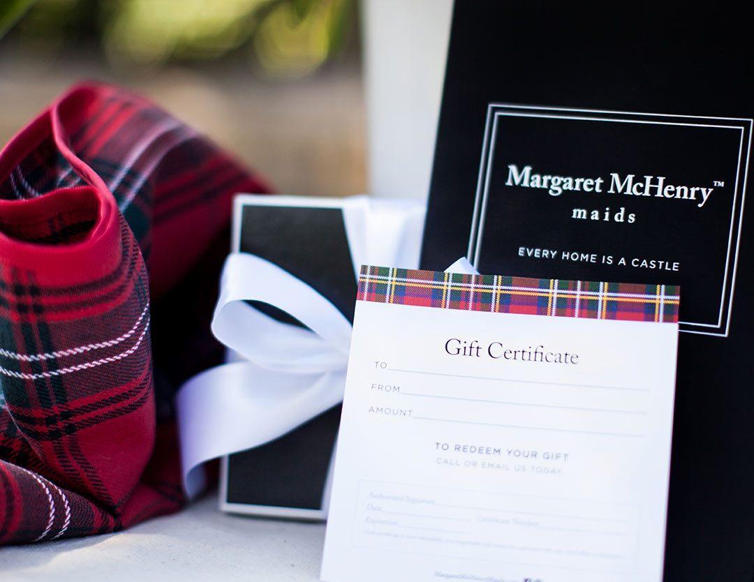 Margaret Mchenry Maids Gift Certificates Wichita Ks
